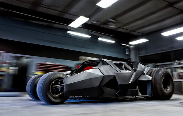 Batmobile Batman Tumbler