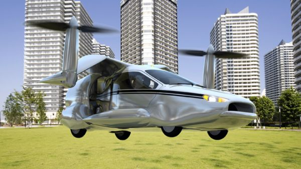 TF-X Flying Car