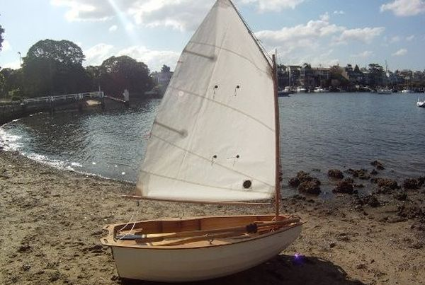 DIY Sailboat Kit by Balmain Boat Company
